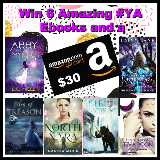 YA Ebook Prize Pack Giveaway